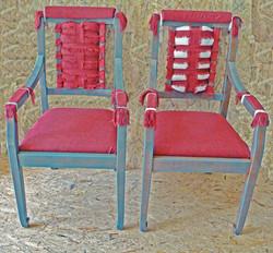 fauteuil ethnique