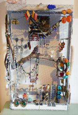 Cagette porte bijoux