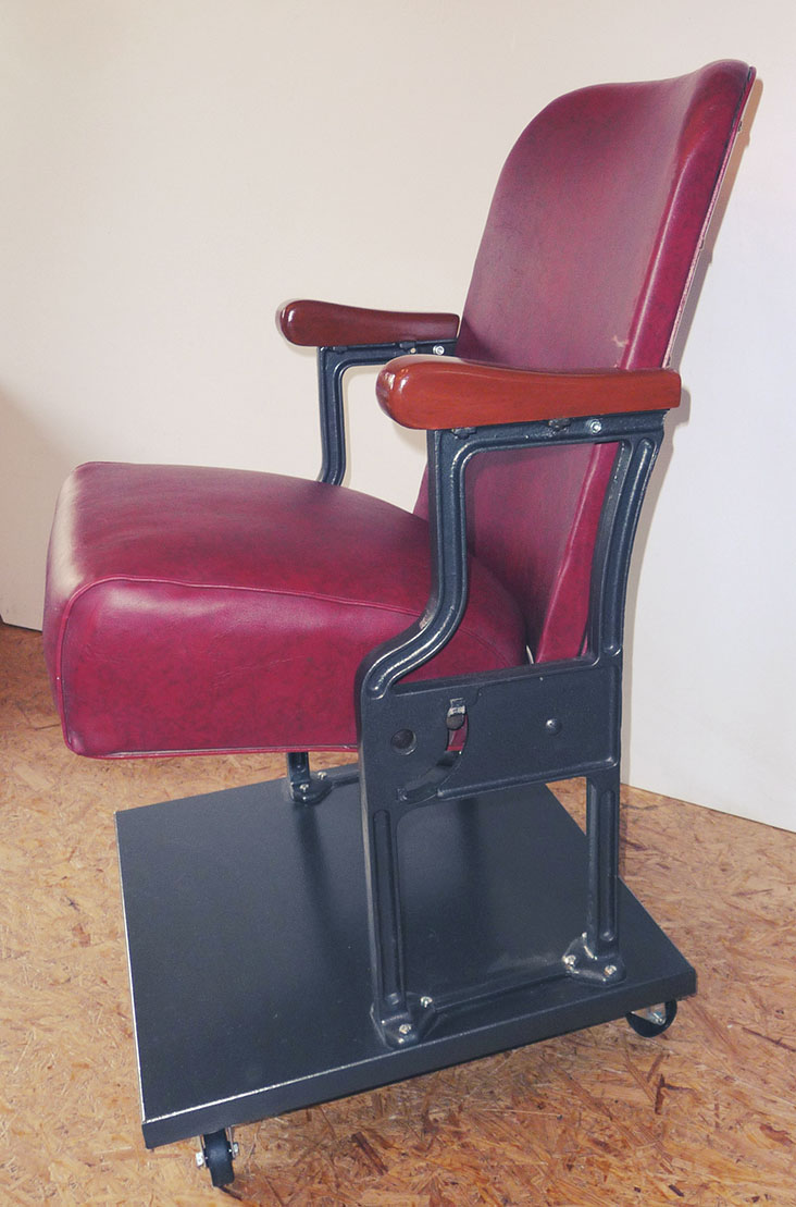 fauteuil de cinéma