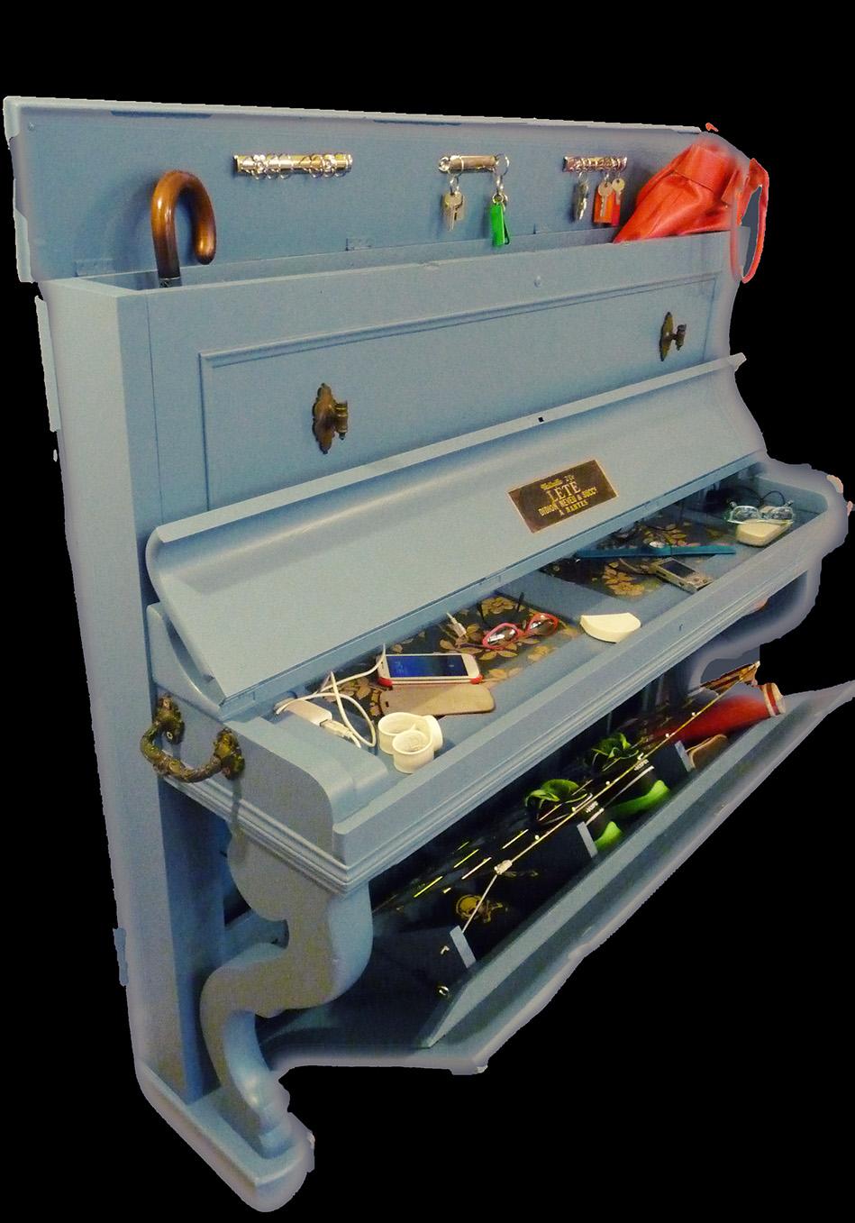 console piano d'entrée