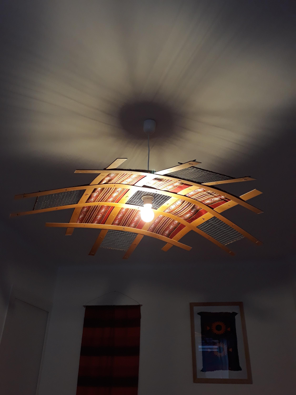 lustre chambre