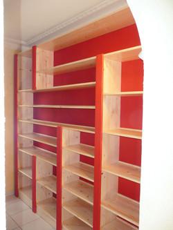 bibliothèque (profil)