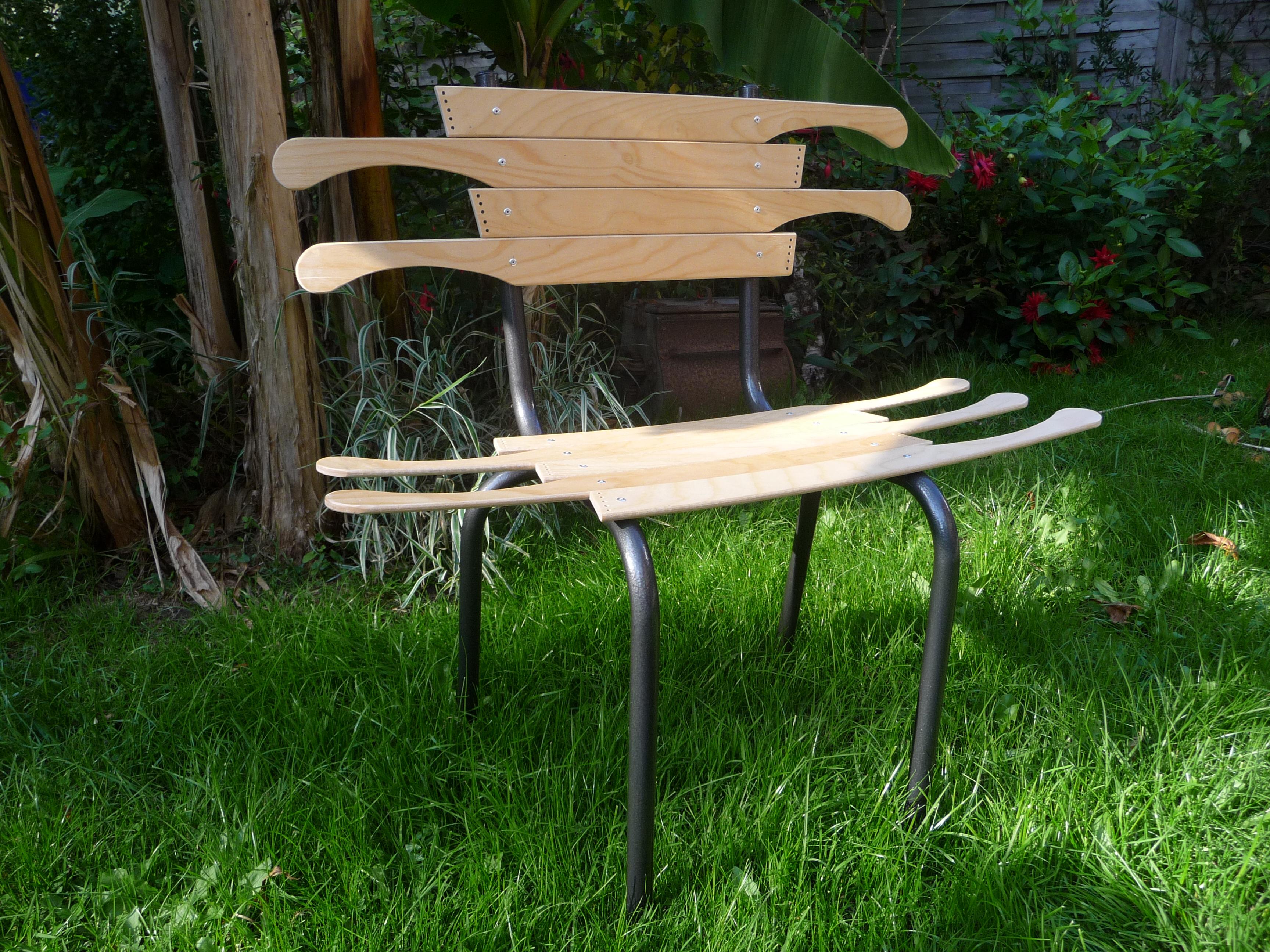 chaise lunette