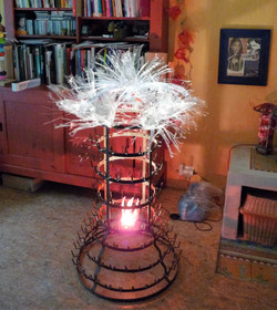 lampe explosive