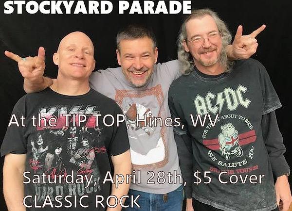 Stockyard Parade - Tip Top.jpg