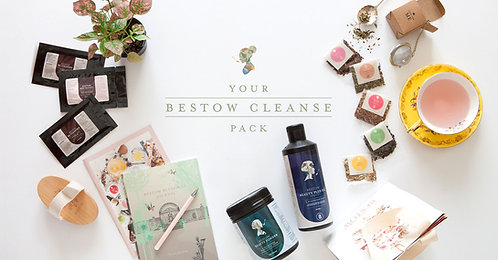 Bestow Cleanse Pack