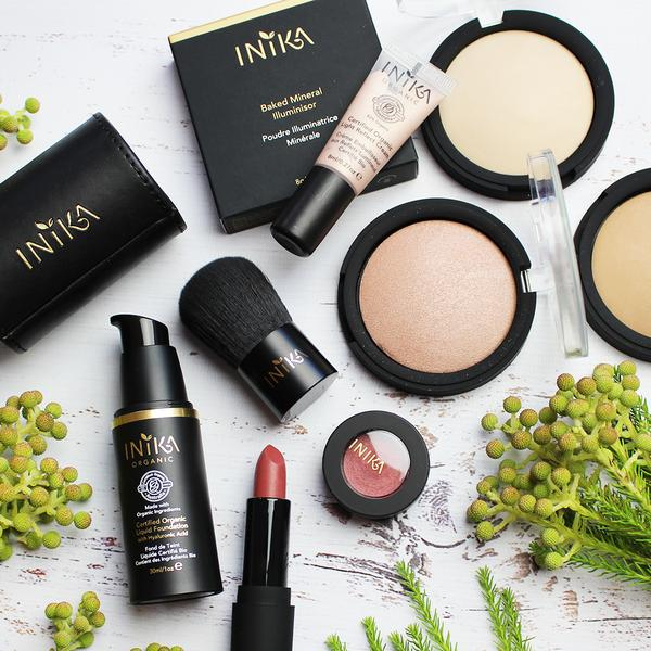 Inika Mineral & Organic Make-up