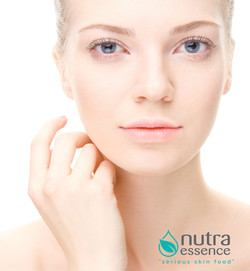 Nutra-Essence girl 1 with logo
