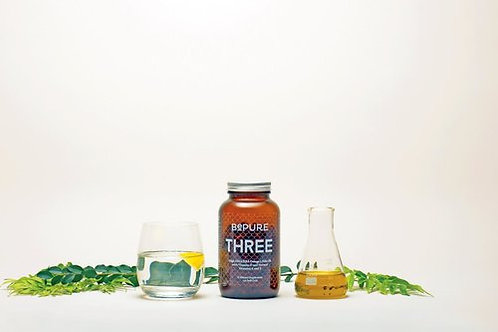 BePURE Three - Omega 3