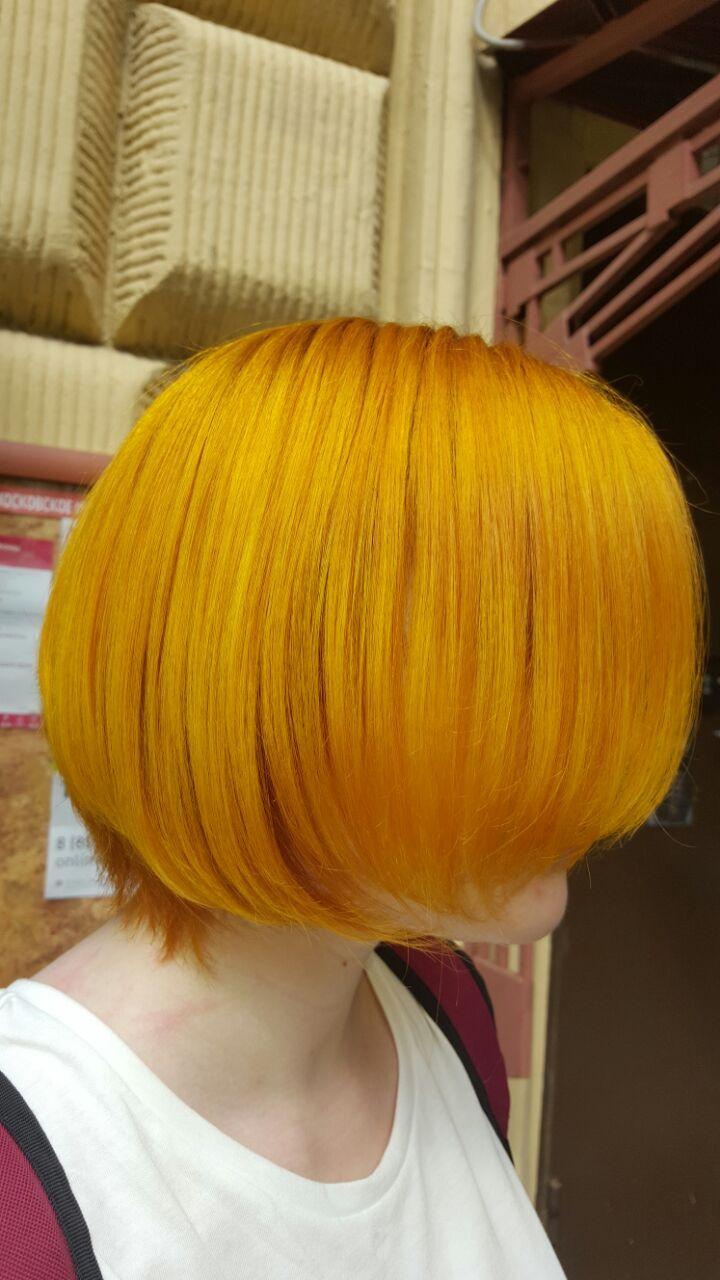 Работа парикмахера женского зала 8