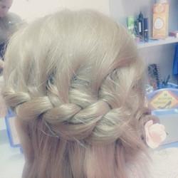 Работа парикмахера женского зала 26