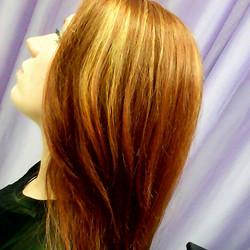 Работа парикмахера женского зала 4