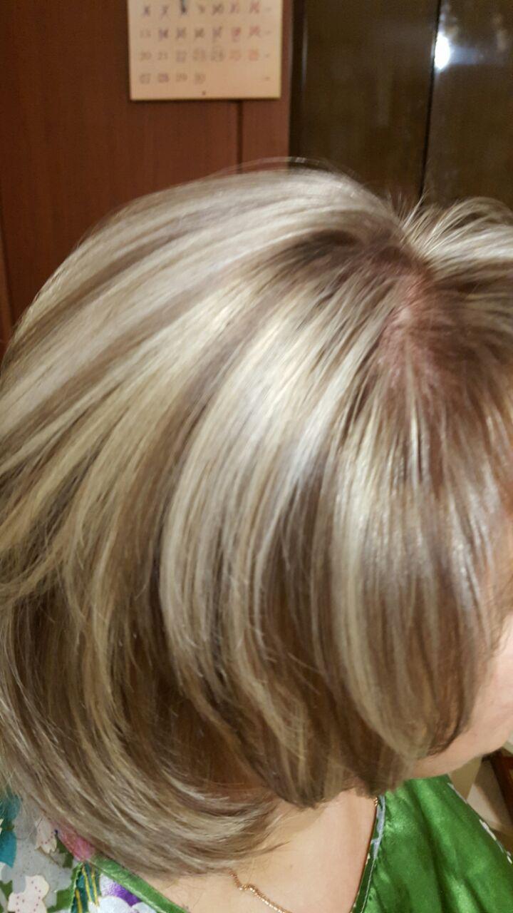 Работа парикмахера женского зала 10
