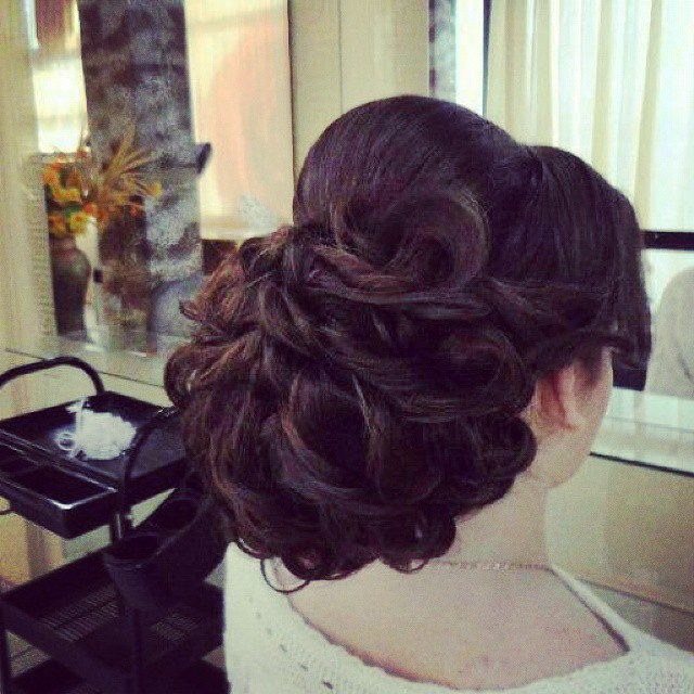 Работа парикмахера женского зала 33