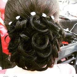 Работа парикмахера женского зала 12