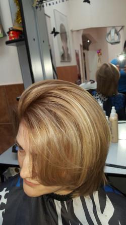 Работа парикмахера женского зала 6