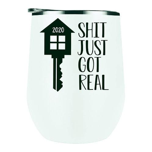 new housewarming wine tumbler gift