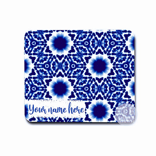personalized name mousepads