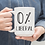 zero percent liberal mug