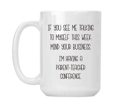 parent teacher mug