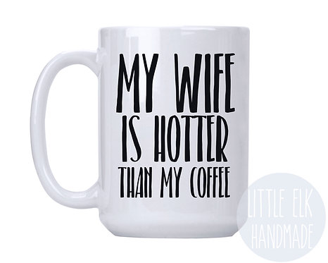 mug gift to husband from wife