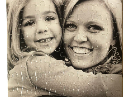 Get a Personalized Puzzle With any Image or Text!