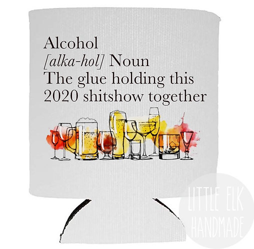 alcohol definition can cooler