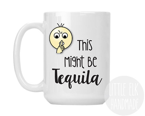 this might be tequila mug