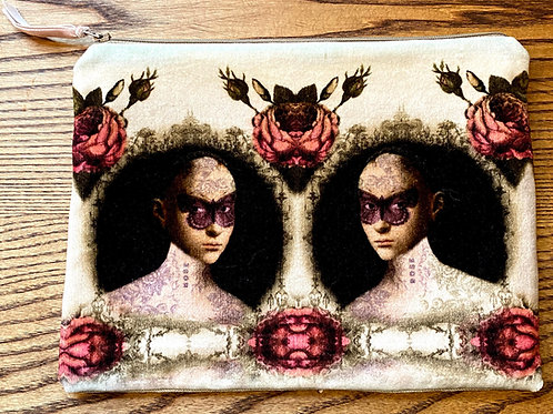Masked Lady Pouch