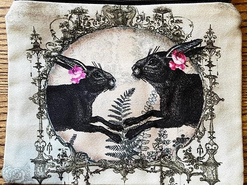 Hare Purse/Pouch