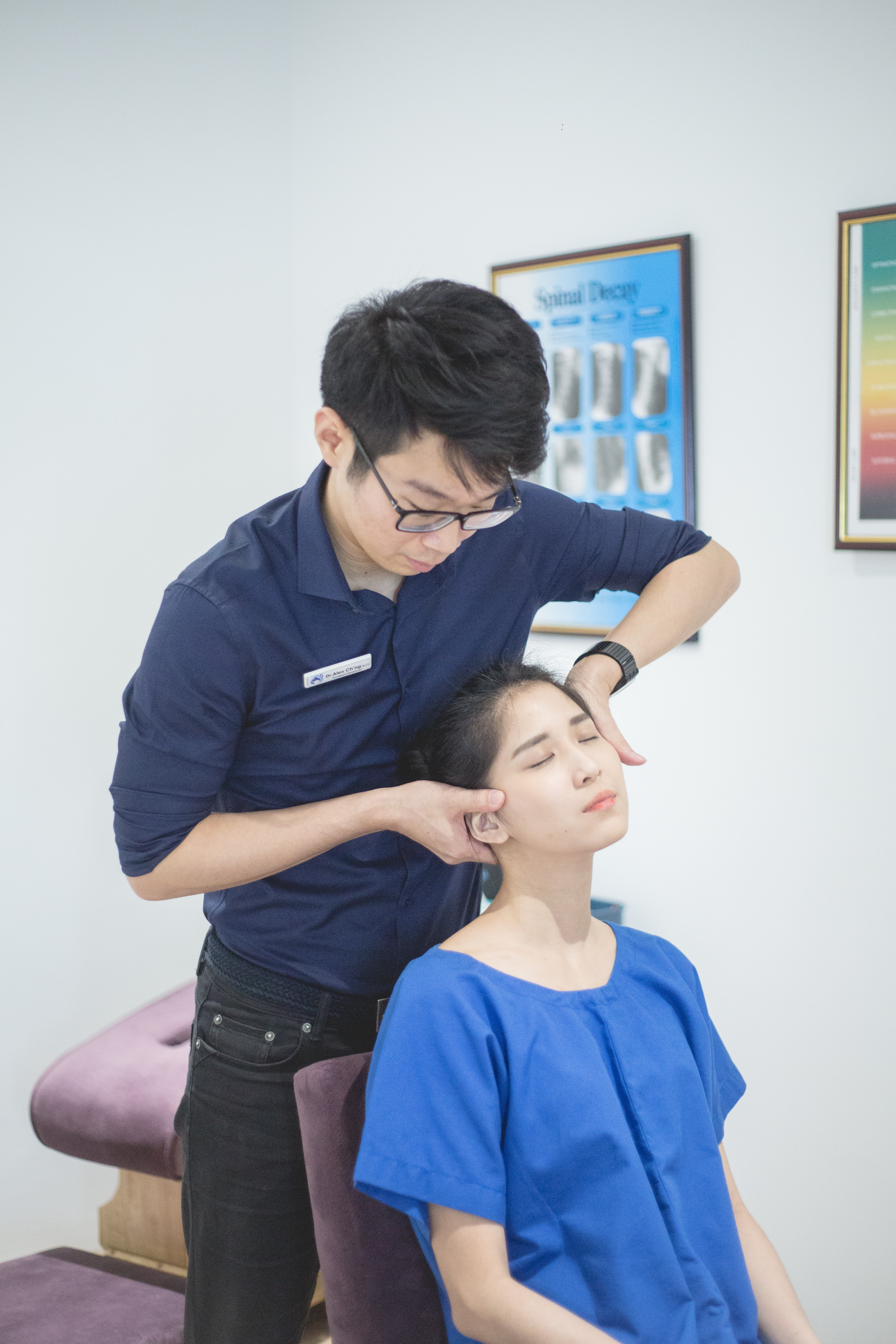 Chiropractic Treatment (Full spine)