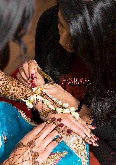 SkM Henna About Me