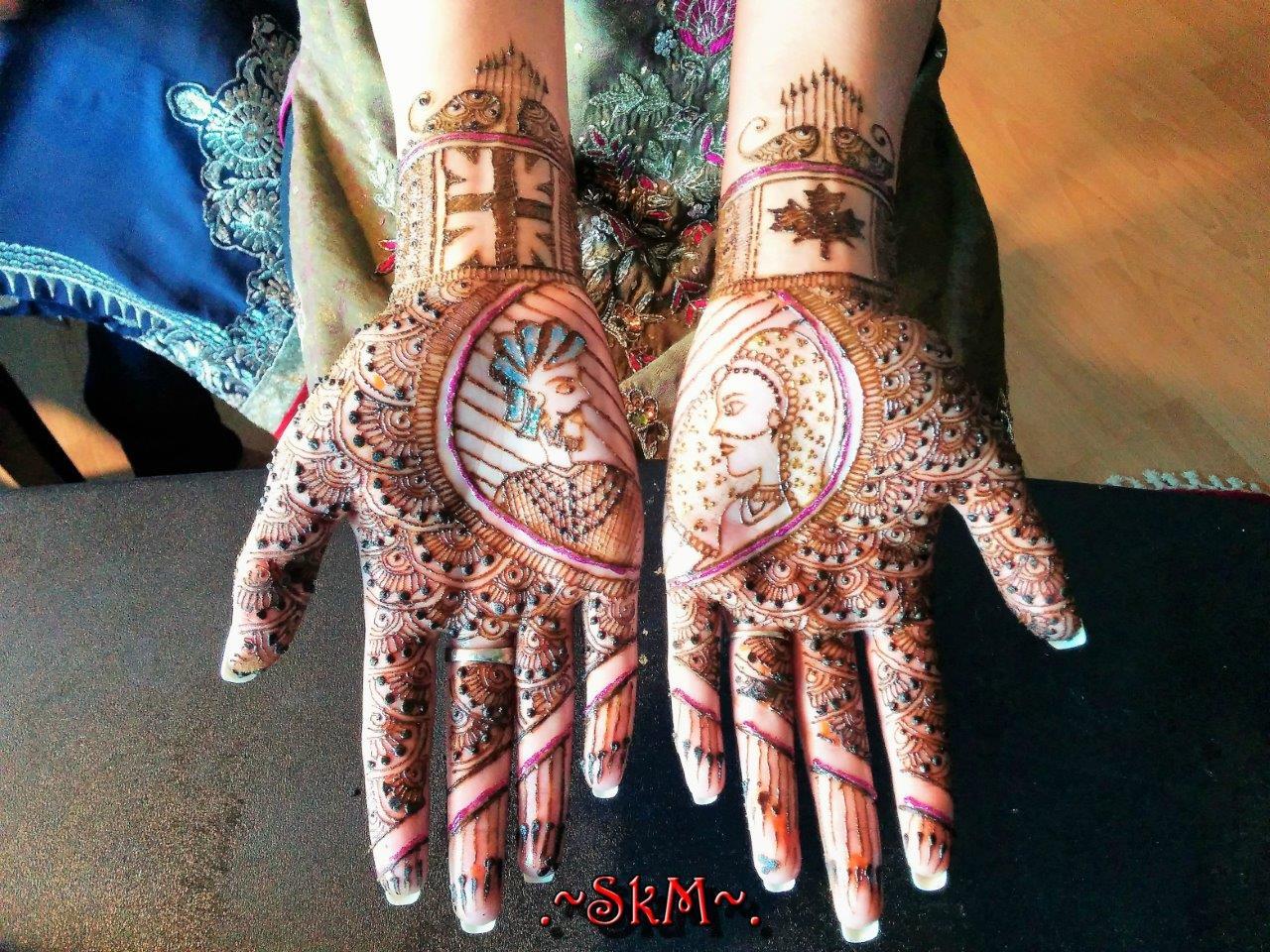 SkM Henna Bridal Mehndi