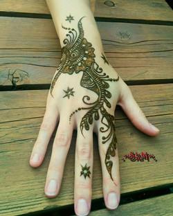 SkM Henna Party Mehndi
