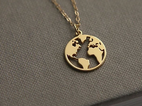 WEIY World Necklace