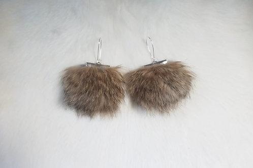 Brown Rabbit Fur