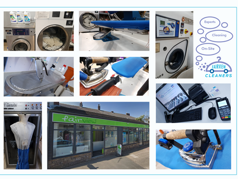 Chorley's dry cleaner and laundry of choice