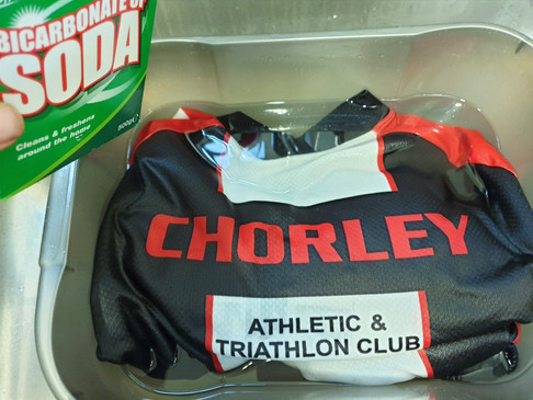 Wednesday's Wisdom - How to remove BODY ODOUR from sports clothes