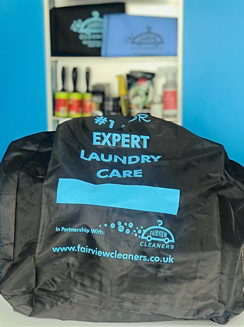 Personalised Reusable Laundry Bag