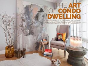 Condo Living Magazine : Designer Challenge