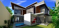 Slanted Residence