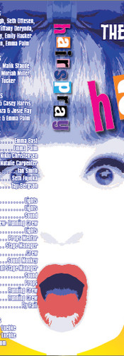 HAIRSPRAY DVD COVER