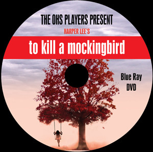 TO KILL A MOCKINGBIRD DVD DISK