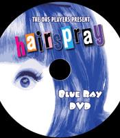 HAIRSPRAY DVD DISK