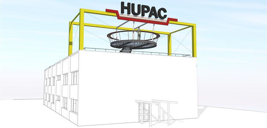 Terrazza Hupac