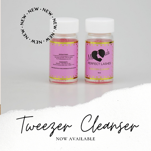 Tweezer Cleanser