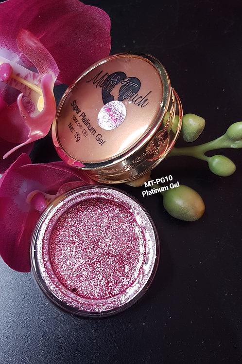 MT-PG10 Rosy Pink Platinum Gel - 15 grms