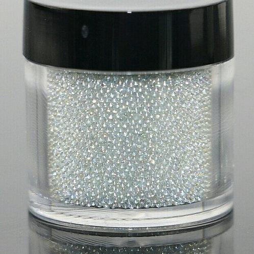 AB Clear Mini Caviar Bead 15g
