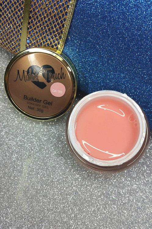 Builder Gel Rose Pink DA183 - 30 grms
