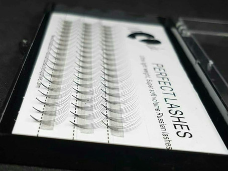 PRE-FAN RUSSIAN LASHES MOST SIZES SOLD OUT will be back in stock 28th April 2018
